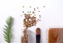 beauty products fait maison