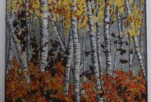 Wald - Wood in Fine Art / Eine Sammlung von Walddarstellungen in der Malerei
