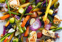 One pan oven dinners