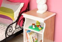Kids rooms / by Jennifer Steinwand
