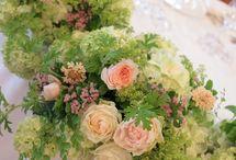 wedding装花