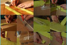 creaciones con reciclado de papel