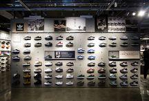 Sepatu etalase