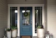 Front Door / Colour