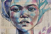African art inspiration