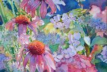 Pastell Blumen