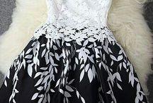 šaty krátke