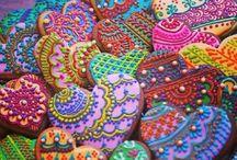 Henné biscuit