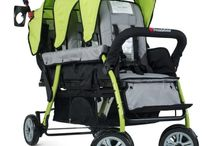 Triple Baby Strollers / Triple strollers provide more accommodation for families with multiple kids. Busy parents who need to care for multiple children can greatly benefit from buying a triple stroller. Not only will it take your kids off your shoulders, but it can also provide room for essentials and other items. Modern pushchairs are built with lightweight frames which are sturdy to provide safety, yet light to make it easy to push around.   Review here - https://www.doublestrollers.reviews/triple-baby-strollers/