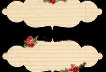 printables / by Rachel Wachowe