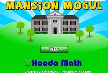 iPad Math Games / by Hooda Math