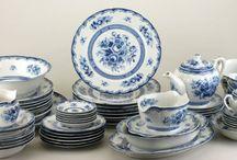 """Delft """"Royal Porcelain Bottle"""""""