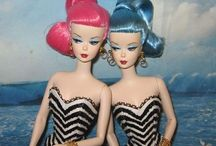 BARBIE'S TOY 60'S/70'S.©LauryRow / ©LauryRow