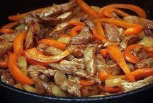 мясо (сковорода)