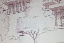 Sketches / Disegni a mano libera