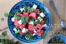 Salad Bar / Salad recipes and tips for making