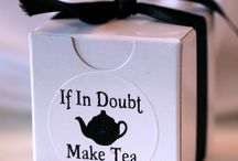 [T] is for [TEA] / Anything and Everything