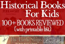 Historical Fiction for kids