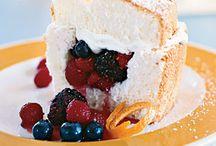 Desserts / by Amy Fondo