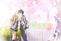 Anime & Manga love