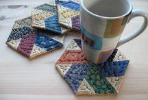 coaster quilt