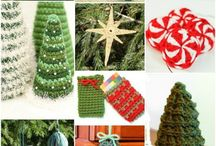 Crochet Christmas / Love Christmas? Love Christmas decoration? Me too.....