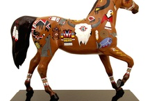 Love my Painted Ponies... / by Kitty Poshepny-Johnson