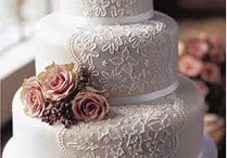 Wedding Cakes Ideas Vintage