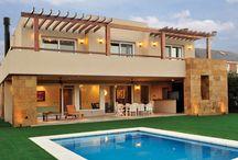 casas estilo mediterráneo