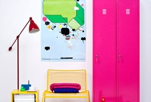 Kute Kiddo Spaces / Decor ideas