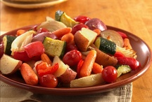 Veggie Side Dishes / by Breea Staton