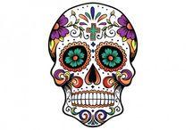 teschi messicani tattoo
