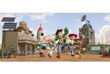 Toy Story gyerekszoba