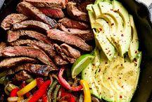 Chilli Lime Steak