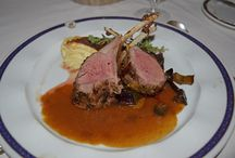 Fabulous Cruise Ship Food / Here's a taster of some of the food you can expect on our cruises.