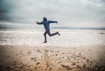 Steven Cox Instagram Photos Not sure what to do? Take the leap!  #motivation #selfie #ocean