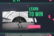 Inspiration | Webdesign