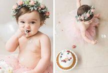Cake Smash Photoshoots
