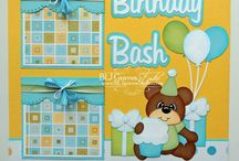 scrapbook page / by Laura Rose