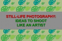 Still life photography / Artists models