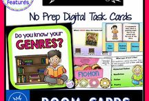 Boom Learning Digital Task Cards / digital task card activities to use on the Boom Learning platform