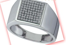 Men's Ring / by Classic Diamond House