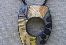 Fimo pendants and ideas
