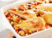 Recipes - Chicken / by Joyce Prather