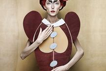 """Costume / """"Clothes are never a frivolity: they always mean something."""" ―James Laver"""