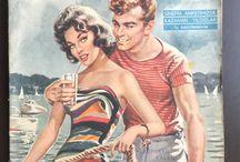 Yelpaze, haftalık mecmua, 1957-58, 62