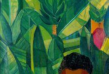Arte e folclore brasileiro  / Estórias do folclore, artistas, etc / by Regina