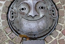 Man hole covers and grates