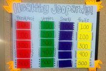 Health Fair games & Events