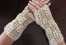 ideas sobre guantes Luzma